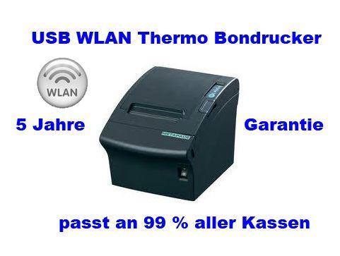Funk Metapace -T3 WLAN Thermodirekt-Drucker mit To